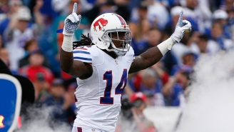 Bills WR Sammy Watkins Calls Fans 'Losers' On Instagram, Then Deletes His Comments