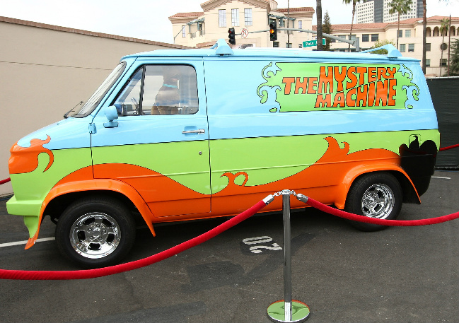 Scooby-Doo-Mystery-Machine