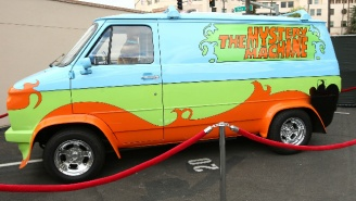 This Drunken Man Was Arrested For Exposing Himself On Top Of The Mystery Machine At Myrtle Beach