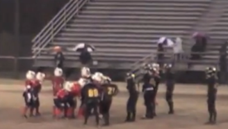 Thanks To The Internet, This 'Wrong Ball' Trick Play Failed Spectacularly