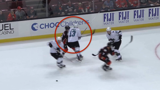 This Dirty Hit To The Head Just Earned The NHL's Longest Suspension Since 2000