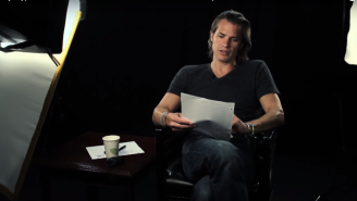Watch Timothy Olyphant Read Elmore Leonard In A Clip From 'Justified: The Complete Series'