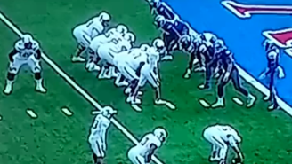 Did Texas Tech Just Pull Off The Greatest Two-Point Conversion Of All Time?