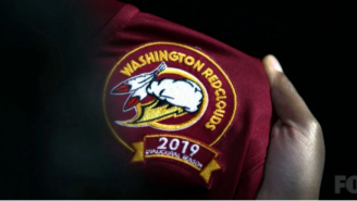 Fox's 'Minority Report' Gave The Washington Redskins A Hilarious New Name