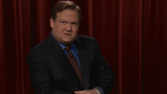 Proof That Andy Richter Is More Than A Mere Sidekick