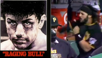 Sean Rodriguez's Cooler Beat Down Has Been Brilliantly Mashed Up With 'Raging Bull'