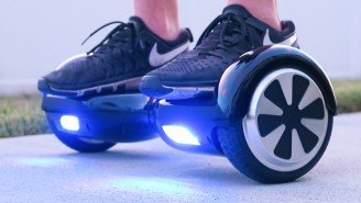 Everything You Need To Know About The 'Hoverboard' That London Is Banning