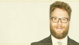 Seth Rogen on 'Steve Jobs' And Captain America's Influence On 'Neighbors 2'