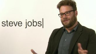 Seth Rogen has a theory about why comedies don't get Oscars