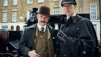 Benedict Cumberbatch's 'Sherlock' is coming to the big screen