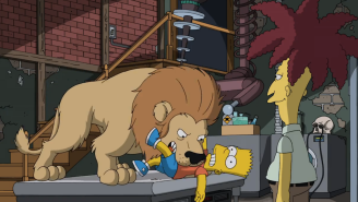 Watch Sideshow Bob Finally Kill Bart Simpson, Over And Over Again