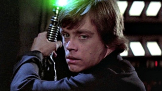 Indisputable Proof That Luke Skywalker Really Was A 'Star Wars' Badass