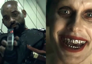 Will Smith On Jared Leto's 'Suicide Squad' Method Acting: 'I've Never Actually Met Jared Leto'