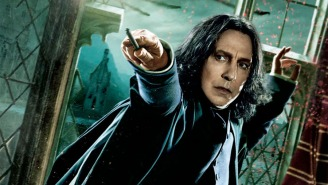 Putting Every Professor Snape Scene From 'Harry Potter' In Chronological Order Is Heartbreaking