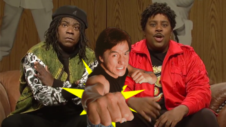Tracy Morgan And Kenan Thompson Are Searching For Jackie Chan In This Wonderfully Odd 'SNL' Sketch