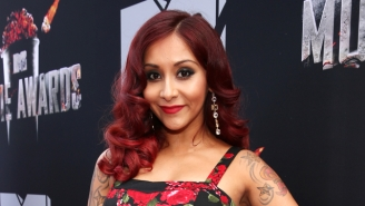 Snooki And Jionni LaValle Conceived Their Daughter In A Car, Yes, While Driving