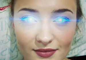 X-Men Apocalypse's Sophie Turner NAILED her 'angry Storm' impression