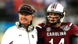South Carolina Head Coach Steve Spurrier Is Reportedly Set To Retire
