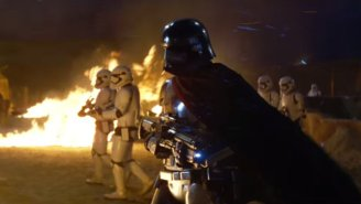 You'll Never Guess Where Captain Phasma Got Her Chrome Armor