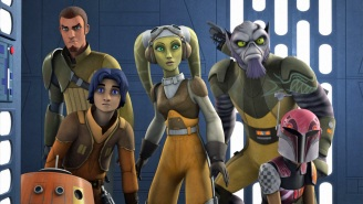 70 days until Star Wars: 'Rebels' Season 2 trailer pits the Dark Side against the Light