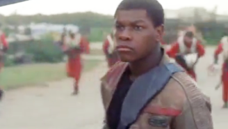 Star Wars is a benevolent overlord, drops new 'The Force Awakens' footage ahead of trailer