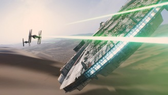 All about that 'Star Wars: The Force Awakens' trailer