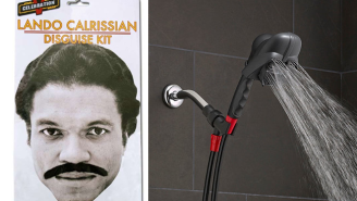 Beyond The Darth Vader Showerhead: 'Star Wars' Has A History Of Weird Merchandise