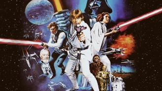 Watch the entire 'Star Wars' saga unfold