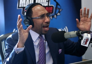 A Day In The Life Of Stephen A. Smith
