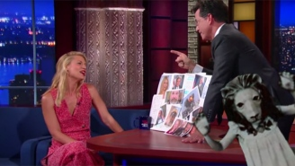 Claire Danes Admits To Stephen Colbert That The 'Homeland' Opening Credits Make No Sense