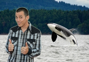 Steve-O Is Headed To Jail For His Sea World Stunt, But Seems Pretty Happy About It
