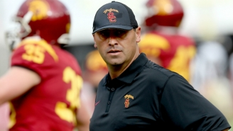 USC Has Fired Head Coach Steve Sarkisian In The Wake Of Alcohol Issues