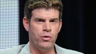 Steve Rannazzisi talks to Howard Stern about his 9/11 lie