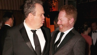 Eric Stonestreet Reveals His Latest 'Twerking Butt' Prank On 'Modern Family' Co-Star Jesse Tyler Ferguson