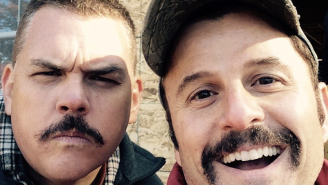 The 'Super Troopers 2' Gang Has Been Taking Photos From The Set