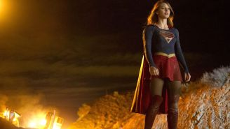 Let's talk about the 'Supergirl' premiere