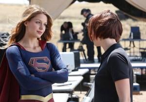 Review: Melissa Benoist soars as 'Supergirl' in fun new CBS series