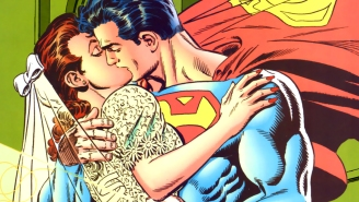 19 years ago today: Superman got hitched