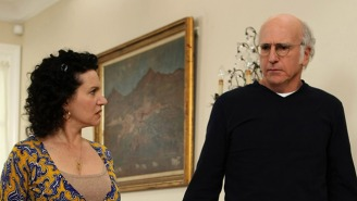 Celebrating Larry And Susie's Screaming Matches On 'Curb Your Enthusiasm'