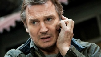 The 'Taken' Trilogy In 90 Seconds Is Non-Stop Liam Neeson Kicking Butt