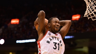 Watch Toronto's Terrence Ross Travel While Trying To Perform An In-Game Windmill