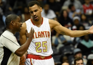 Thabo Sefolosha Will Reportedly Sue The NYPD For $50 Million