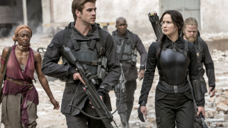 13 portraits from 'The Hunger Games: Mockingjay Part 2' that make war seem a little too sexy