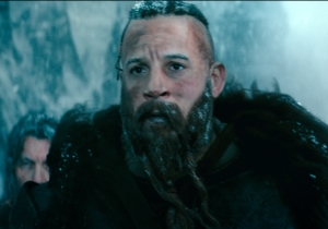 Check Out This Exclusive Look At 'The Last Witch Hunter' Featuring Ciara's 'Paint It Black' Cover
