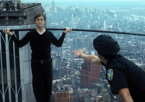 """Advice for Anyone Terrified of Heights: From """"The Walk"""" Inspiration Philipe Petit"""