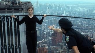 "Advice for Anyone Terrified of Heights: From ""The Walk"" Inspiration Philipe Petit"