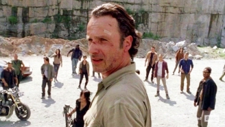The Zombie Apocalypse Will Continue As 'The Walking Dead' Is Renewed For A Seventh Season