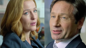Monsters, danger, theme spooky theme music – This 'X-Files' teaser has it all!
