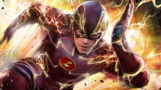 'The Flash' continues to race its way towards a 2018 release