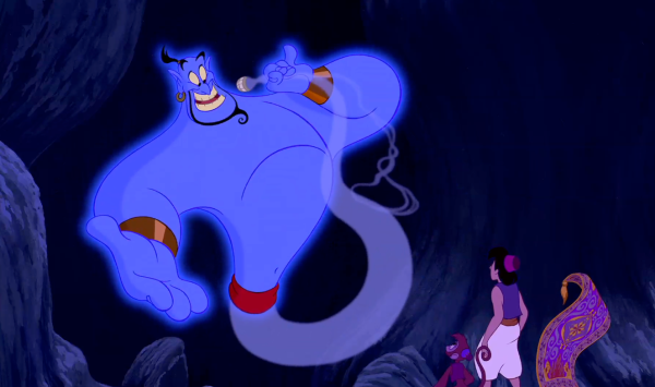 Aladdin' Comes Out Of The Disney Vault, 'The Brood' Spawns